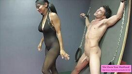 Ricksavage-Torture: সেক্সি বিএফ দৃশ্য 4 Brianna